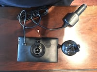 black Garmin GPS navigator with car charger Washington, 20024