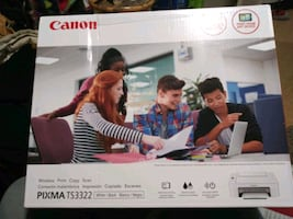 Brand New Never Opened Canon wireless Printer