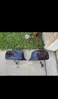 Ford Mustang rear lights 2009