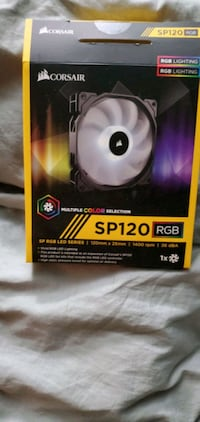 Corsair SP120 with controller and hub Victoria, V8X 1N7