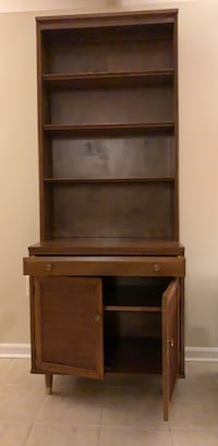 brown wooden shelf with cabinet Rockville, 20853