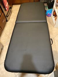 Massage table-Never used