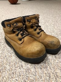 CSA Approved Work Boots