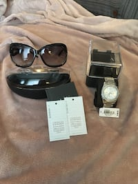 Authentic Armani Exchange watch and Sunglasses Toronto, M6R 2K3