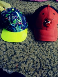 2 hats like New Baltimore, 21239
