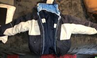 WINTER COAT GOOSE DOWN STARTER NEVER WORN ZIP OUT LINING Fall River, 02721