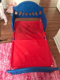 Toddler bed Richmond Hill, L4S 2W9