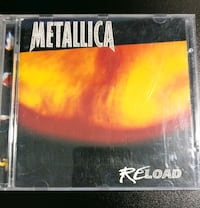 Metallica Reload CD Toronto, M5V