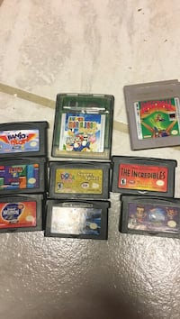 Game boy advance and colour Toronto