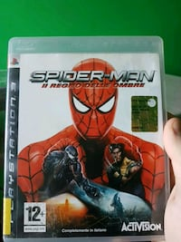 Spiderman il regno ombre e minercraft ps3