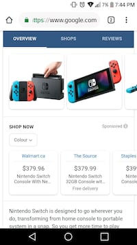 Want Nintendo switch please Cambridge, N1T 1W6