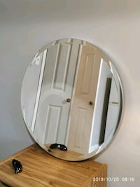 Fabulous Mirror. Interior look. Toronto, M2N 1J8