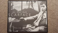 Framed Scarface - Al Pacino Portsmouth, 23703