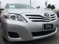 2011 TOYOTA CAMRY LE SEDAN! ONLY 57K MILES! RELIABLE! $1,500 DRIVE OFF 2019 SPECIAL! Los Angeles, 90016