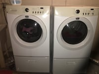 Frigidaire front load washer/dryer Akron, 44306