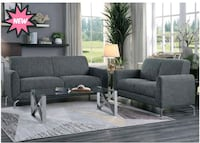 New 2pc. Sofa and Love Seat Austin