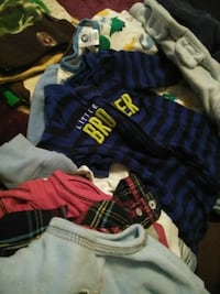 New born boy clothes 0-3 months