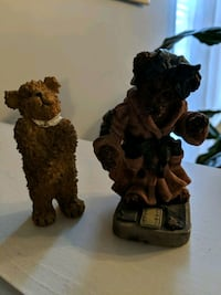 2- boyds bear and friends figurines  Avon, 46123