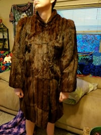 Genuine fur coat 773 mi