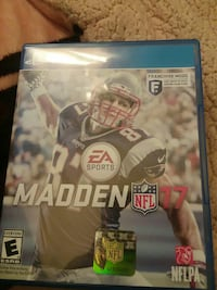 Madden NFL 17 PS4 game  Conroe, 77301