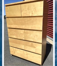 6 drawer chest  London