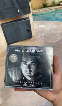 The Greatest Hits (1966-1992) by Neil Diamond