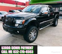 2011 Ford fx4 $3000 Down Payment Houston