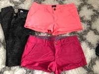American Eagle shorts and h&m jeans Colorado Springs, 80910