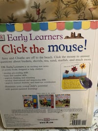 Early learners play book with Mouse  Mississauga, L5E 3K5