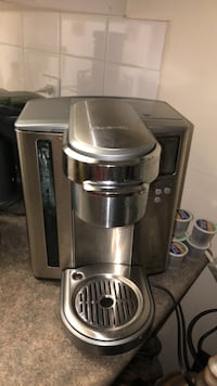 Breville k-cup coffee maker