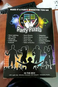 Great for events and parties Montréal, H4C 2Z3