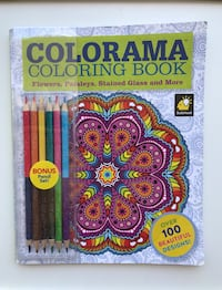 Colorama Coloring Book  Sandy Springs, 30350