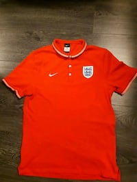 Nike Football - Authentic England Polo Shirt  Hamilton, L8E 1K8