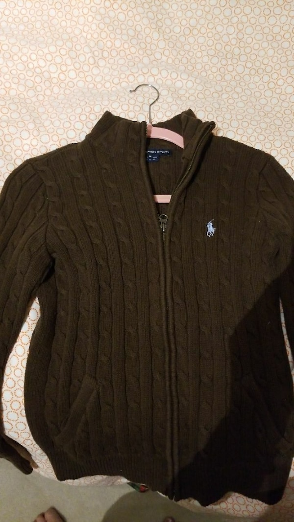 Used Ladies Size M Polo Ralph Lauren Sweater For Sale In Coquitlam