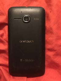 Alcatel one touch t-mobile