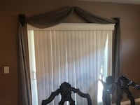Curtain ( 2 sconces curtain & middle piece)  New Port Richey, 34654