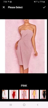 Brand new baby pink size M/L Vaughan, L4K 5Y6
