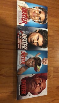 Dexter DVD set (Season 2-5) Vaughan