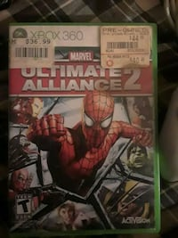 Ultimate alliance 2 w/controler Lansing, 48910