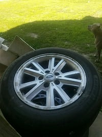 Ford 16 inch rims off mustang Hackberry, 70645