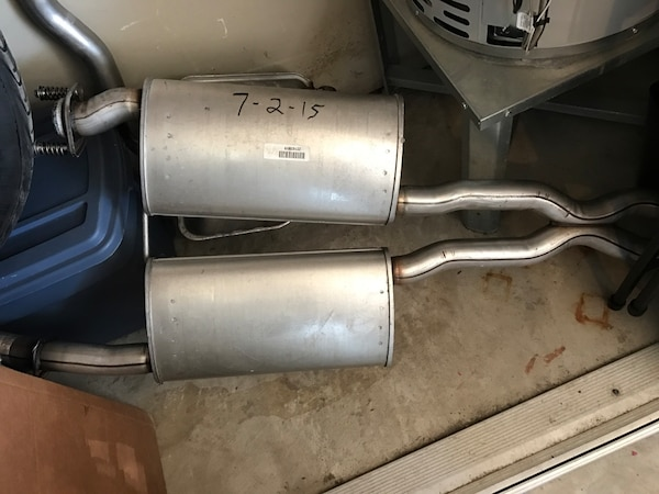 Used Auto Exhaust System/Muffler—Flowmaster for sale in Erie - letgo