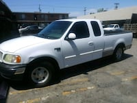 white Ford F-150 extra cab pickup truck Los Angeles, 91405