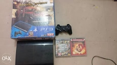 Sony PS3 super slim console with box