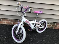white and purple Next bicycle Henrico, 23233