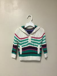 Girls Tommy Hilfiger & Gymboree sweaters… Size 18–24 months Manasquan, 08736