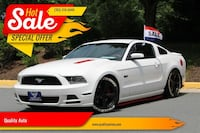 Ford Mustang 2013 Sterling