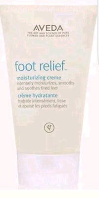 Brand new aveda foot relief creme