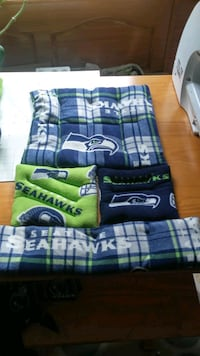3 piece made to order Seattle Seahawks rice packs Surprise
