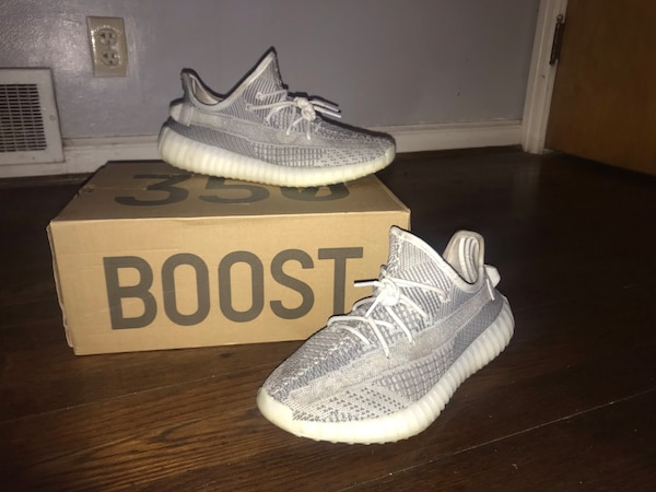 ADIDAS YEEZY 350 V2 STATIC NON REFLECTIVE REVIEW