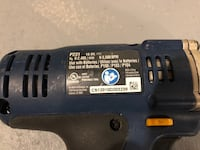 Black and gray power tool, NEW King, L7B